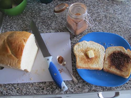 Cinnamon Toast Awesomeness
