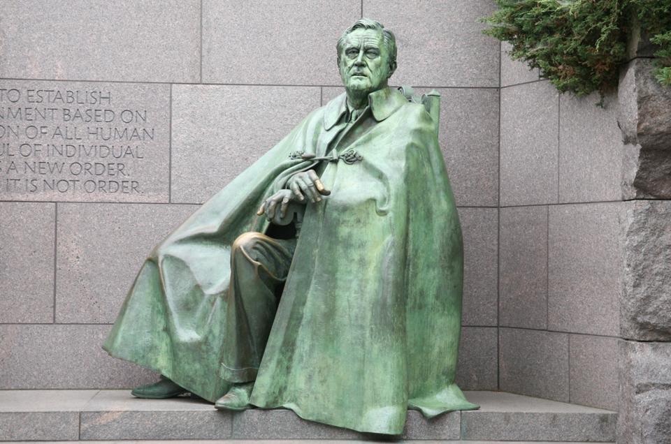 Franklin Delano Roosevelt - nostri-imago (Cliff) on Flickr | Online Privacy vs Mass Disinterest